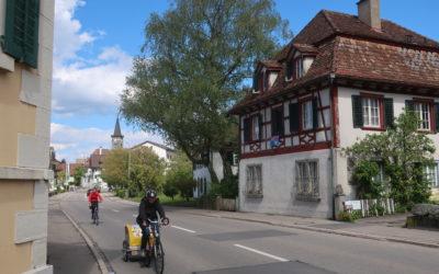 Suisse : Thurgovie (région de l'Untersee)