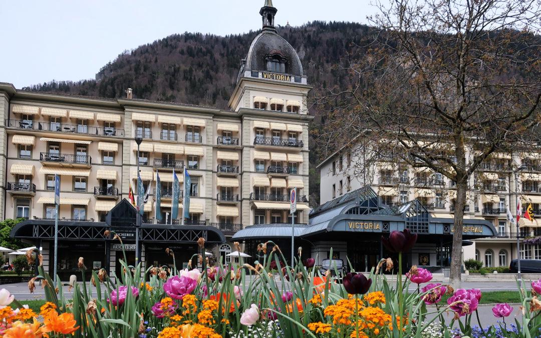 Suisse : visiter Interlaken