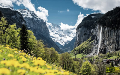 Suisse : balades autour de Lauterbrunnen
