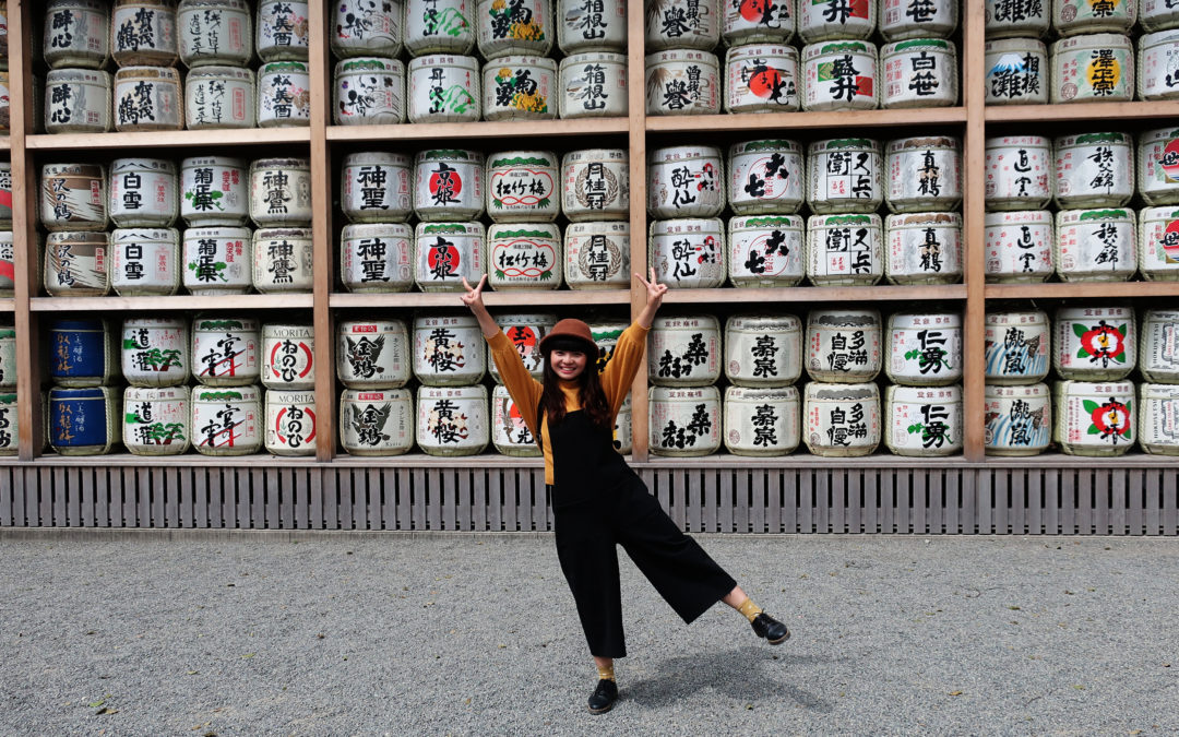 Japon : idéal pour voyageuses en solo