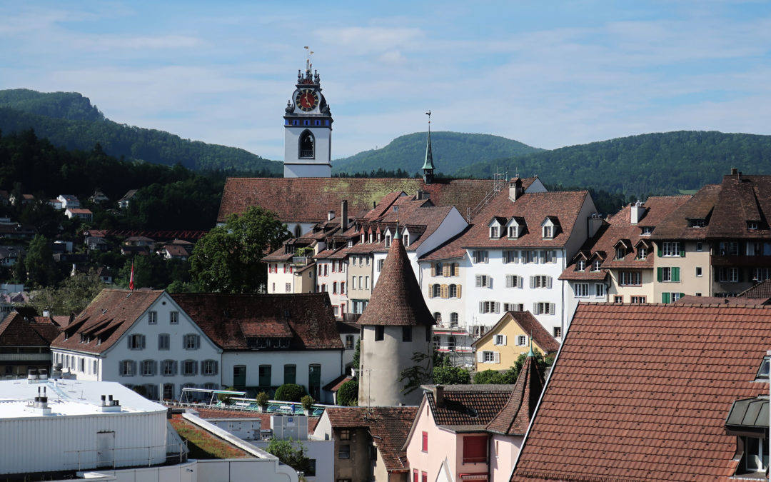 Suisse : balades en Argovie