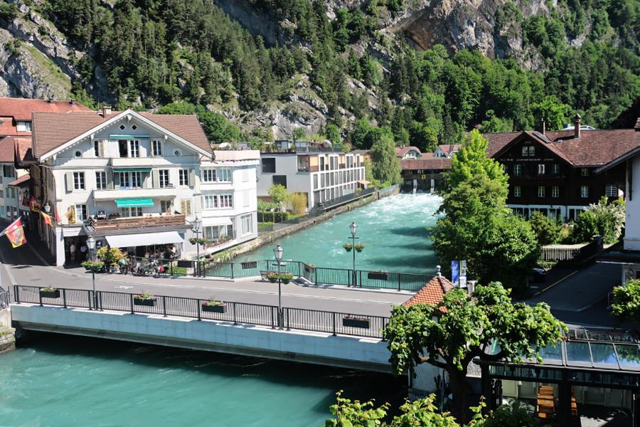 Suisse : VIDEO Interlaken