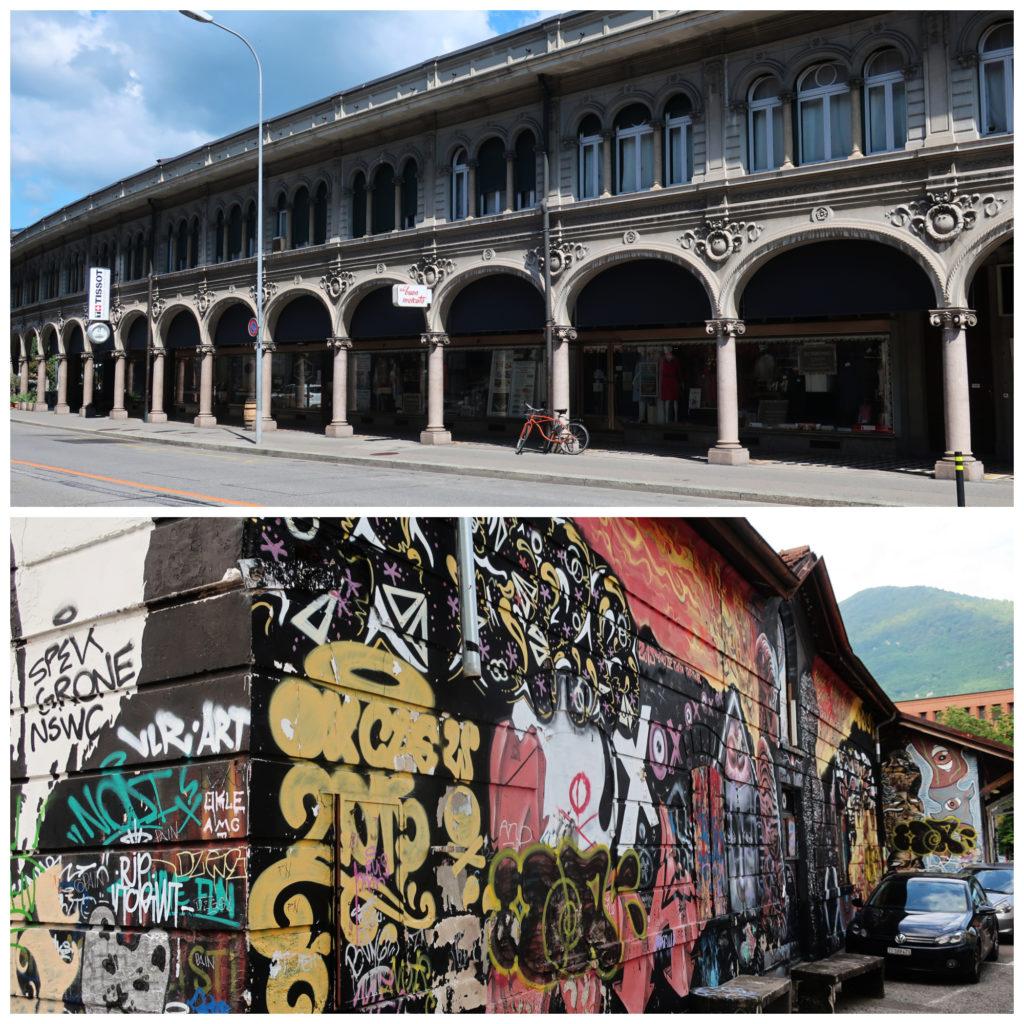 Lugano architecture
