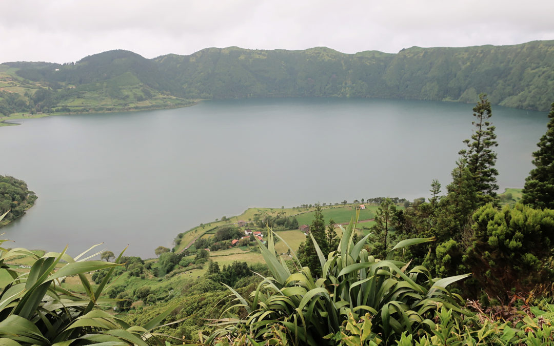 A tire d'ailes vers les Açores