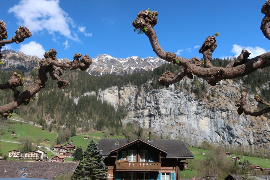 Suisse : VIDEO Lauterbrunnen