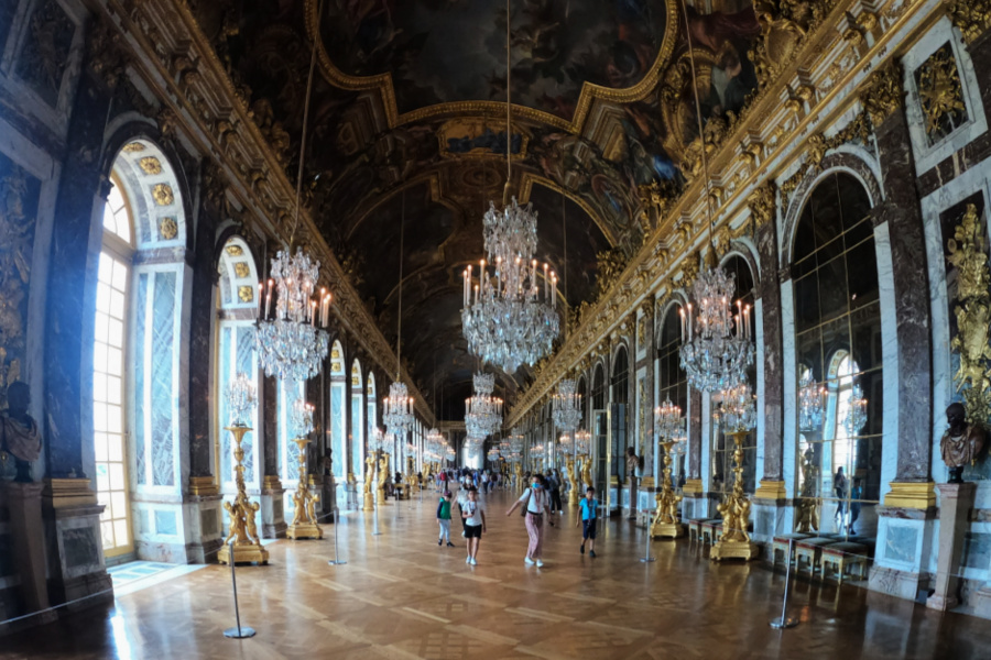 France : VIDEO Versailles