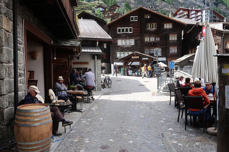 Suisse : Zermatt