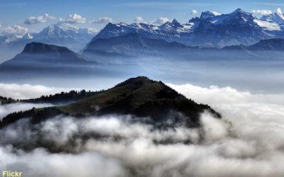 Suisse : une randonnée de Lucerne au Rigi
