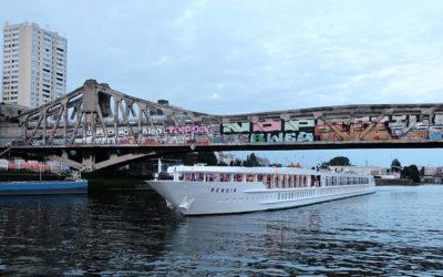 CroisiEurope se remet en Seine