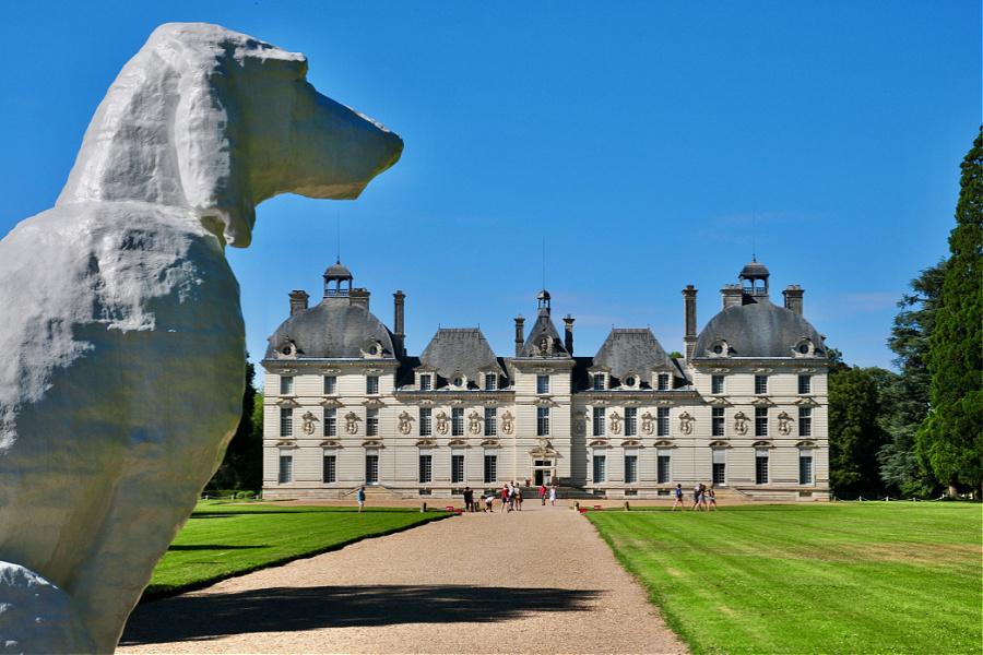 France : VIDEO Château de Cheverny (Loire)