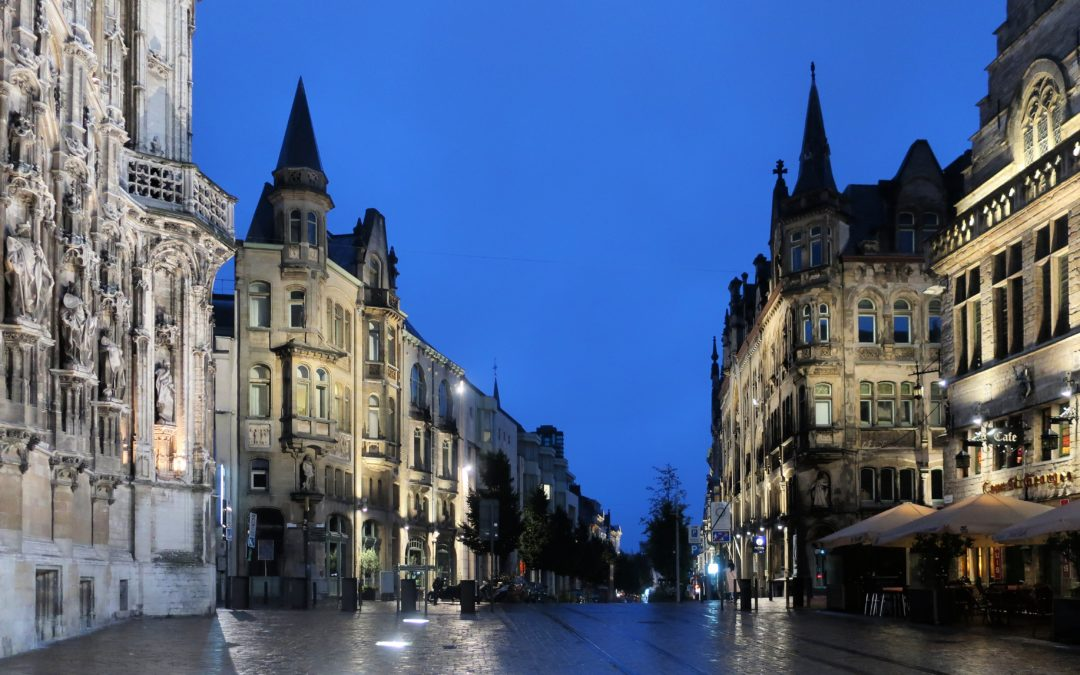 Belgique : balade de Bruges à Gand