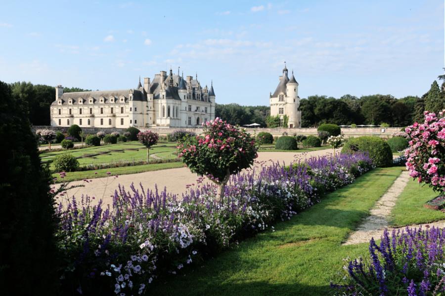 France : VIDEO Chenonceau (château)