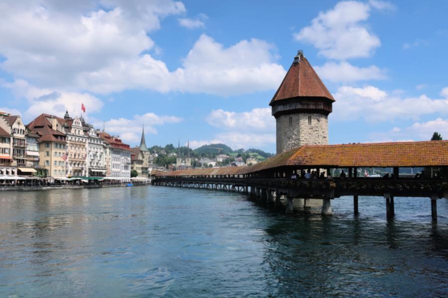Suisse : VIDEO Lucerne