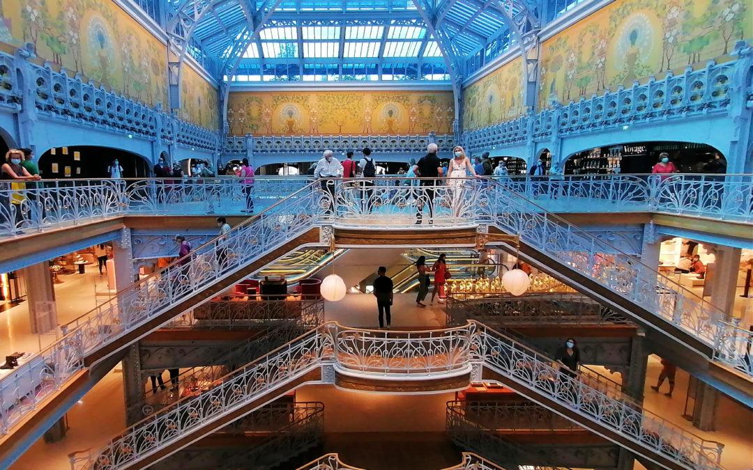 A Paris, luxe et social font bon ménage