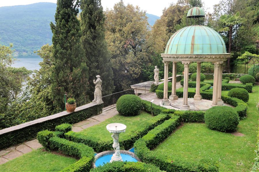 Suisse : le Tessin (jardins)