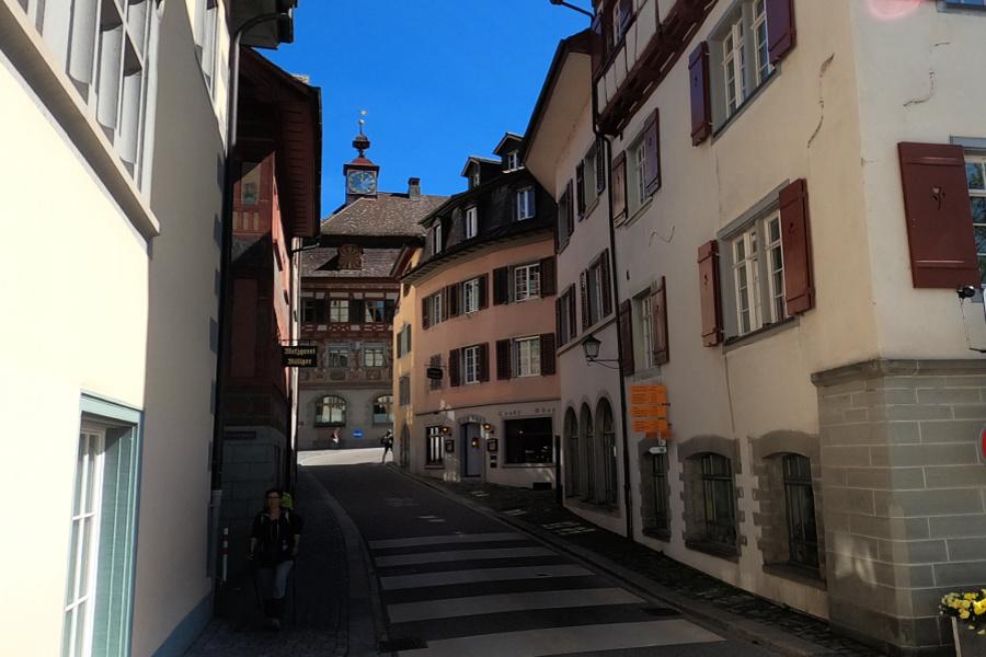 Suisse : VIDEO Stein am Rhein